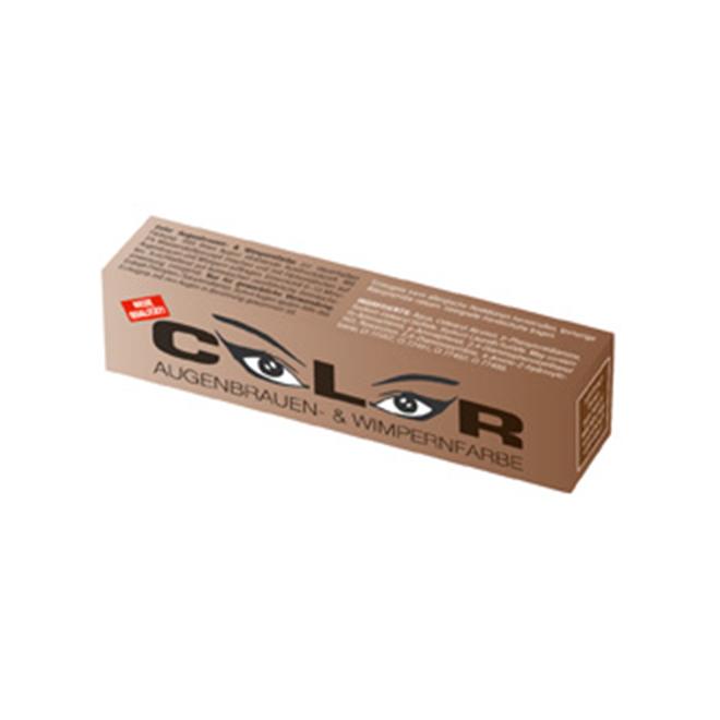 Wenkbrauwverf Comair Color Bruin